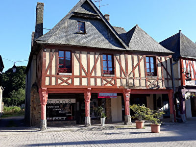 Lot d'appartements  Immeuble La Guerche De Bretagne